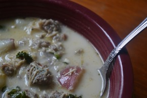 Hearty Zuppa Toscana