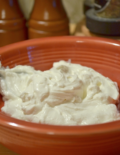 Homemade Greek yogurt how-to