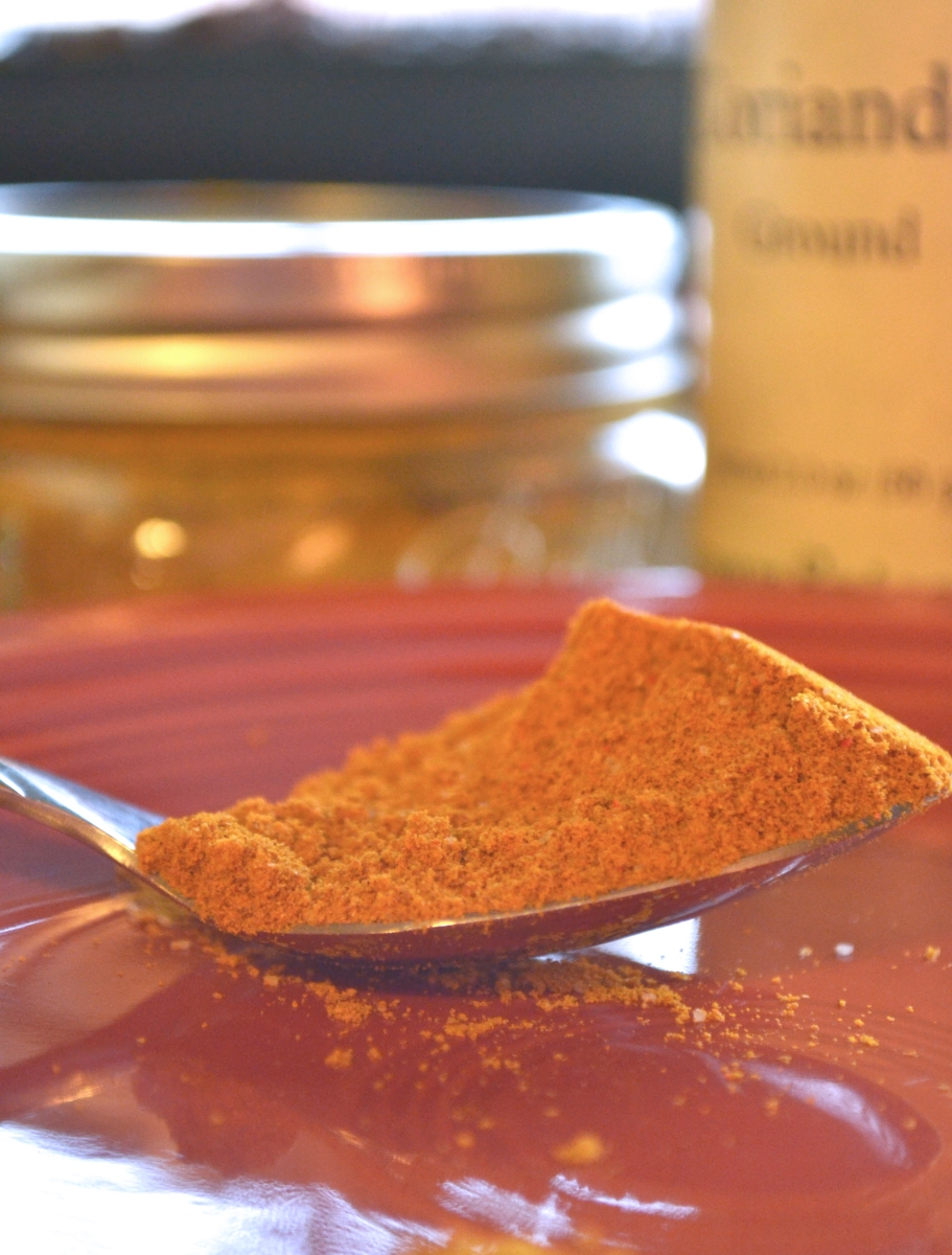 Homemade Christmas - Curry Powder (and chicken curry recipe)