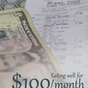 Another month of menuplanning