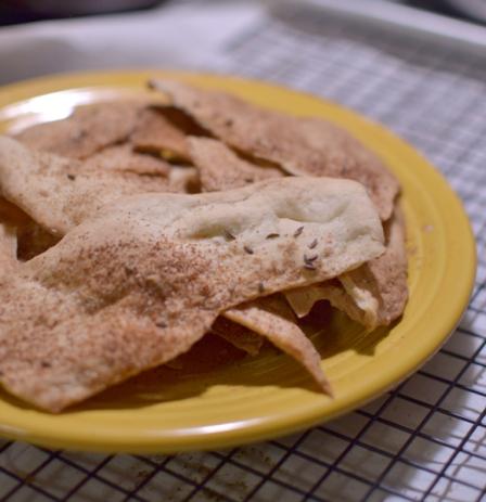 Lavash crackers recipe