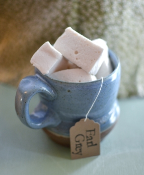 Earl Grey Marshmallows