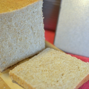 Soft honey wheat sandwich bread