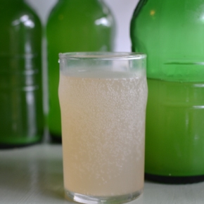 Fermented Ginger Ale